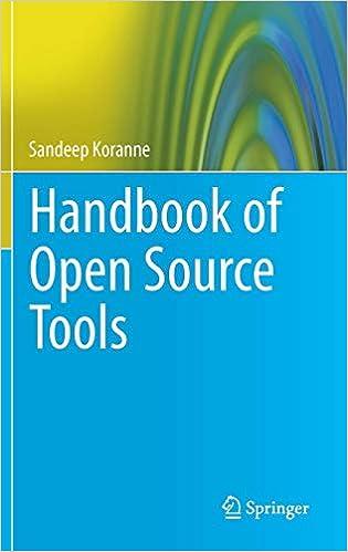 Handbook of Open Source Tools: Amazon co uk: Sandeep Koranne