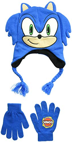 Sonic the Hedgehog  Sonic Winter Beanie]()