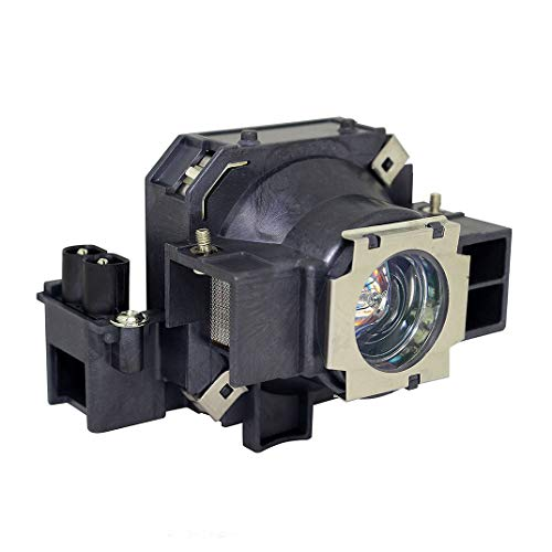 (ELPLP32 Replacement Lamp with Housing Fit for EPSON EMP-732 EMP-737 EMP-740 EMP-745 EMP-750)