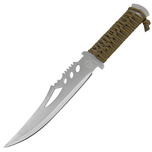 Unforgiving Full Tang Survival Knife
