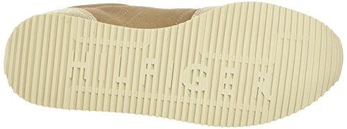 Tommy Hilfiger P1285hoenix 1b - Zapatillas Mujer Beige (Sand 102)