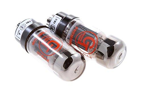 (Groove Tubes GT-6L6-R Medium Duet Amplifier Tube)