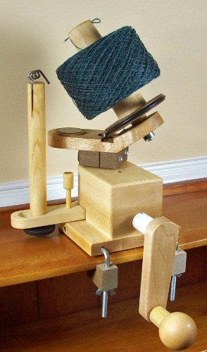 Nancy's Knit Knacks Heavy Duty Ball Winder by Nancys Knit-Knacks