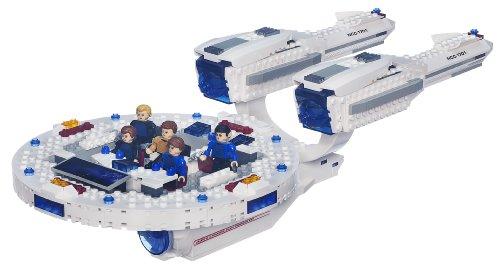 Hasbro A3137e24 Kre O Star Trek Uss Enterprise Construction Kit