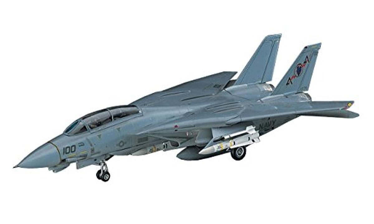 [해외] 하세가와 1/72 미국 해군 F-14A 톰 캣 로우비지 프라모델  E2