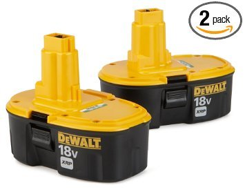 18V XRP BATTERY COMBINATION PACK - 1SET