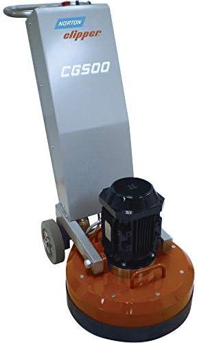 Norton Concrete Floor Grinder/Polisher - 5 HP, Model Number CG500