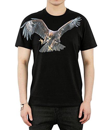 wiberlux-neil-barrett-mens-back-to-back-eagle-print-t-shirt-s-black