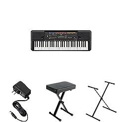 Yamaha PSR-E263 Portable Keyboard with S...