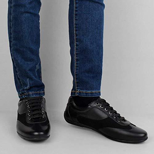 Men's Black Uk Sneakers Daily Zhrui Boy's 10 5 Classic Dimensione rCwqtxrAg