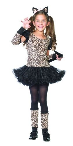 Leg Avenue Children's Little Leopard Costume ()