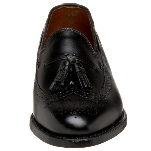 Allen Edmonds - Hombre Manchester Wing Tip Loafer, Negro