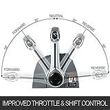 Mophorn Boat Throttle Control 5006182 Center