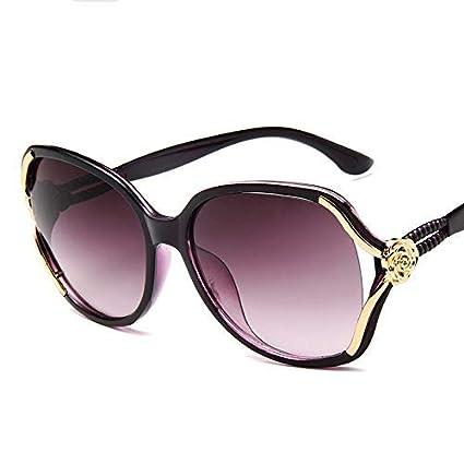 GCCI Verano Moda Mujer S Gafas de sol Retro Mujer S ...