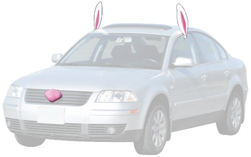 Mystic Industries Easter Bunny Vehicle Costume
