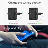 YCCSKY Xbox One Rechargeable Battery Pack, 2 Pack