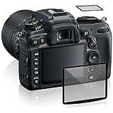 Maxsimafoto® - Protection Écran LCD Pour Appareil Photo Nikon D7100 D7200 Haute Transparence Anti Égratignure Anti Bosse