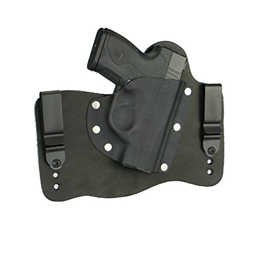 FoxX Holsters Beretta BU9 Nano In The Waistband Hybrid Holster Tuckable, Concealed Carry Gun Holster