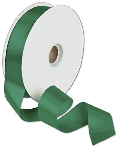 - Ribbons Holiday Design - Dyna Holiday Green Satin Ribbon, 1 3/8