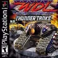 WDL World Destruction League Thunder Tanks