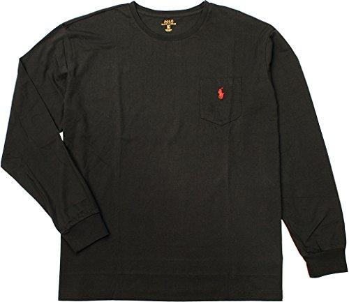 UPC 889043589266, Polo Ralph Lauren Men's Classic-Fit Long Sleeve Tee, Polo Black, X-Large