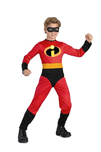 Violet Costumes Incredibles (5904 (3T-4T) Dash Costume)