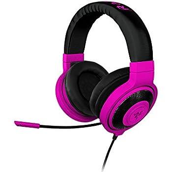 Razer Kraken PRO Over Ear PC and Music Headset - Neon Purple (RZ04-00871300-R3M1)