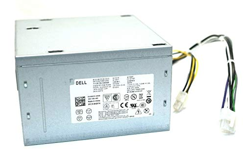 - Dell 290W Optiplex 3020 7020 9020 Tower Power Supply KGF74 HYV3H HCTRF XFXKX D290EM-00 L290EM-01 H290AM-00