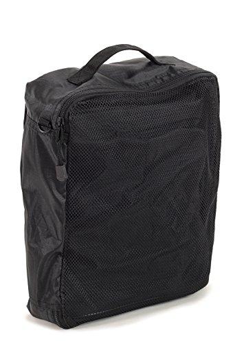 JB Ultraleicht 1,1 kg! Umklappbar XL 120L Erweiterbare Fahrbare Reisen Reisetasche Gepäck Tasche
