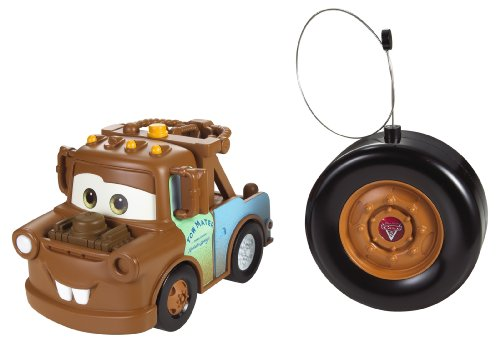 Cars Bubby Rides Mater Vehicle