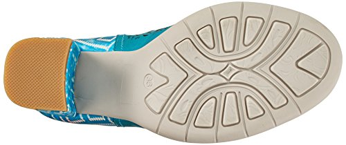 Women's Strap Turquoise Vita Ankle Turquoise Turquoise Laura 04 Donuts vzvta