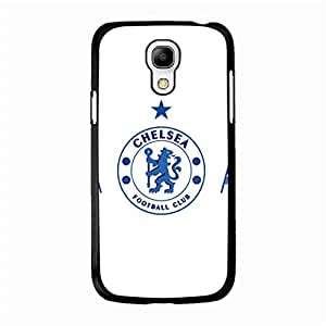 Cover Shell Chelsea FC Logo Phone Case Popular Hipster Chelsea Mark Pattern Case for Samsung Galaxy S4 Mini