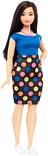 Barbie Fashionistas 51 Polka Dot Fun Doll