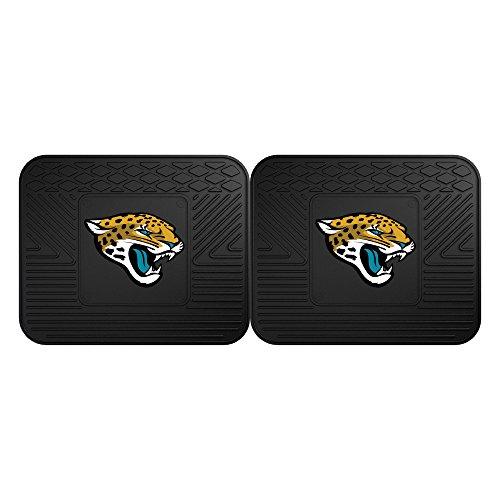 FANMATS 12356 NFL - Jacksonville Jaguars Utility Mat - 2 Piece