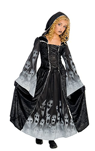 Girls Halloween Costume- Forgotten Soul Dress Kids Costume Medium 8-10 (Forgotten Souls Costumes)