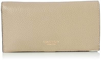 Oroton Women's Avalon Soft Fold Wallet, Fawn, One Size
