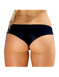 Women Sexy Brazilian Bikini Bottom Swimsuit Swimwear Bathing