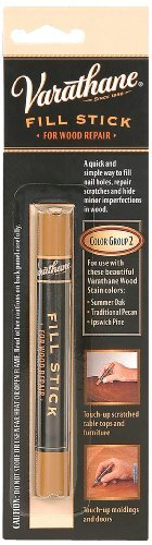 Pine Traditional Cabinet - Rust-Oleum 215363 Varathane Fill Stick For Summer Oak, Traditional Pecan, Ipswich Pine by Rust-Oleum