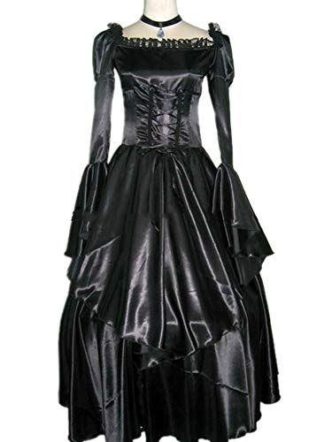 Yunbei Code Geass C.C.Cosplay Costume Womens Halloween Lolita Dress