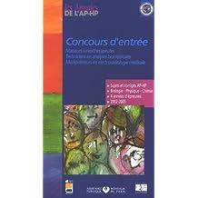 D'entree, Masseurs Kinesitherapeutes: Sujets et Corriges 2002-200