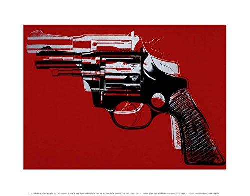 Guns, c.1981-82 Art Print by Andy Warhol 14 x (Andy Warhol Home Revolution)