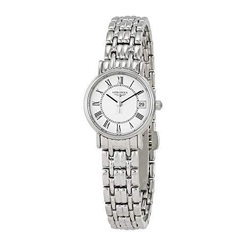 Longines Grande Classique White Dial Ladies Watch L43194116 ()