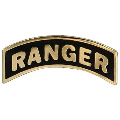 RANGER Tab Lapel Pin
