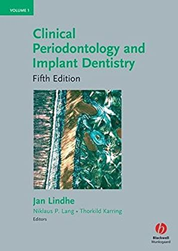 Clinical Periodontology and Implant Dentistry: 2 Volumes