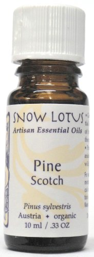 Snow Lotus Scotch Pine Essential Oil Organic 10ml