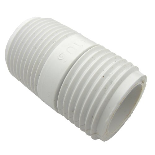 (LASCO 15-1633 PVC Hose Adapter with 3/4-Inch Male Hose Thread and 3/4-Inch Male Pipe Thread)