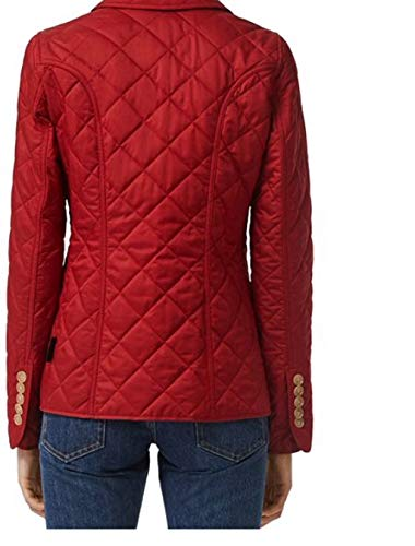 964f9f46f1b37 Amazon.com  Burberry Frankby Quilted Pink Jacket  Clothing