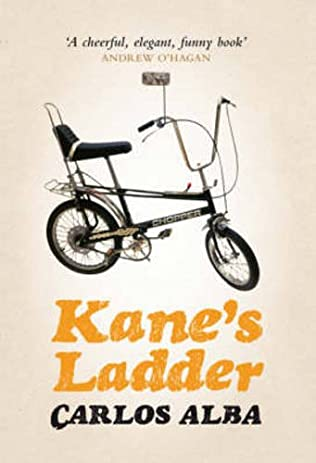 book cover of Kane\'s Ladder