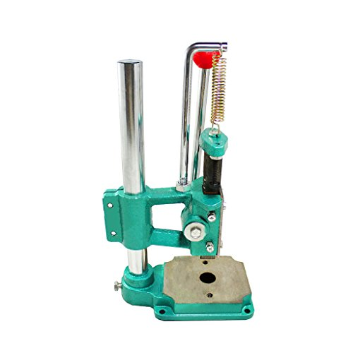 Liquor Industrial New Handy Manual Punch Crimper Press Punching Machine Hand Tool 13mm Stemhole ()