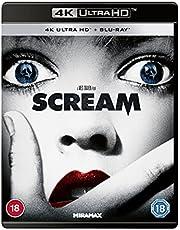 Scream [Blu-ray] [2021] [Region A & B & C]
